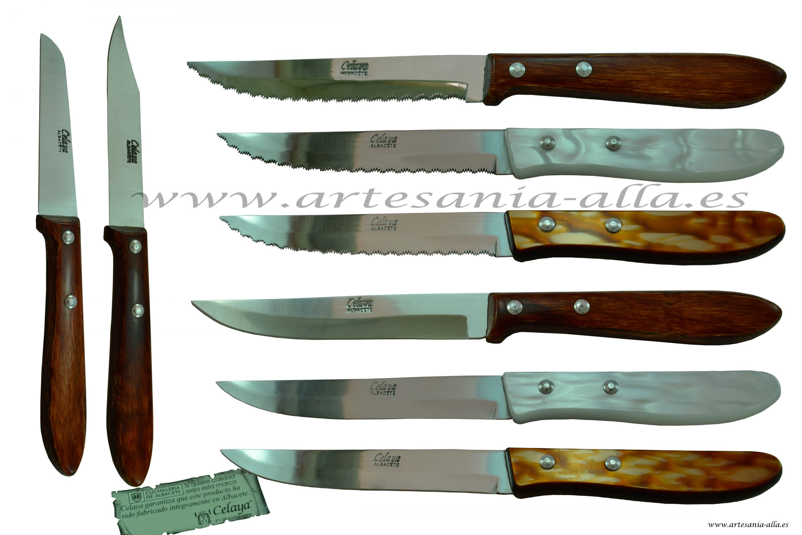 Cuchillos Mesa
